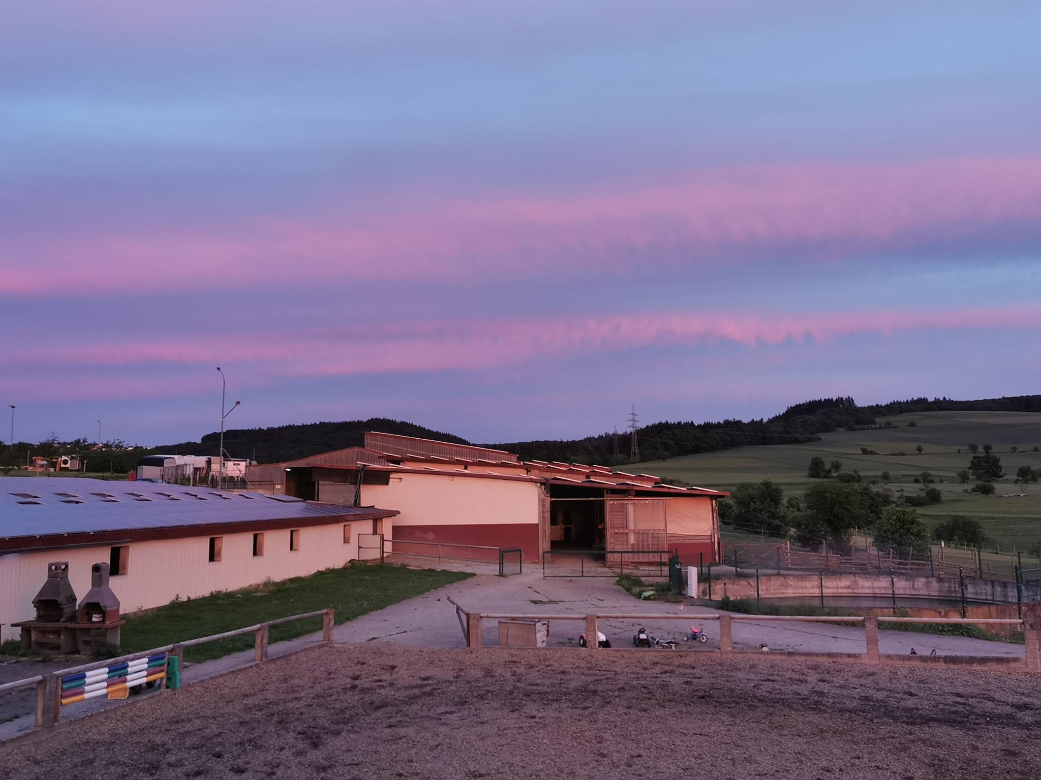 Hier gibt es die schönsten Sonnenuntergänge.